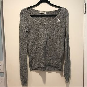 Abercrombie and Fitch V Neck Sweater